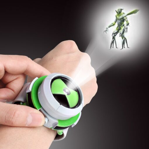 Hot Toy BEN Watch Omnitrix Toys For Kid Projector Watches Genuine Bening 10 Projector Medium Support