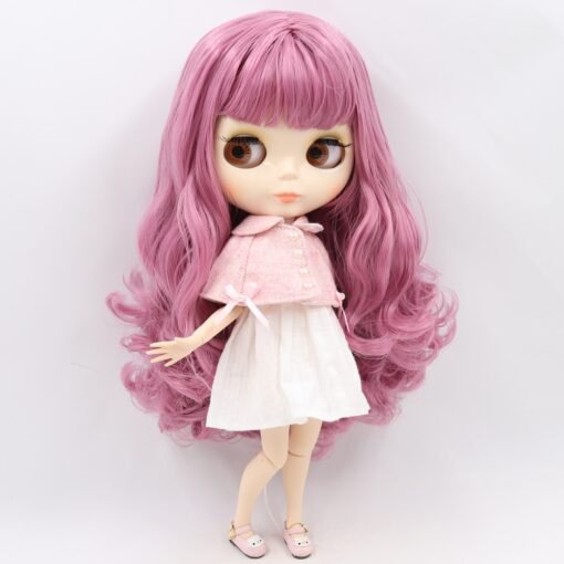 ICY Blyth doll No 1 glossy face white skin joint body 1 6 BJD special price 2