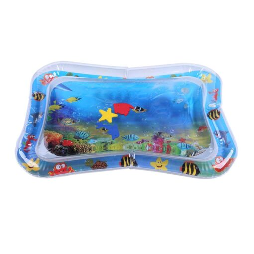 Infants Summer Beach Water Mat Toddler Fun Activity Play Toys for Motor Skills Necessary Baby Inflatable 5