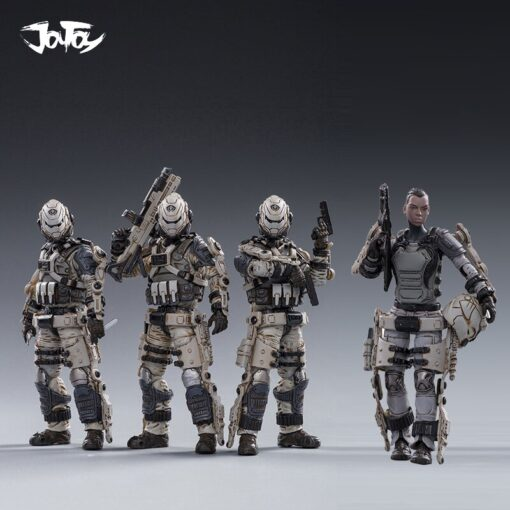 JoyToy 1 18 3 75 inch Male Female Soldier Action Figures All In Stock Now