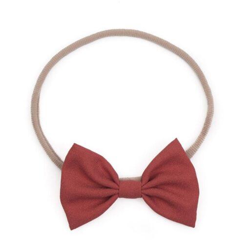 Kids Headwear Girl Baby Toddler Bow Headband Cute High Elasticity Hair Band Accessories Head Wrap Dropshipping 3