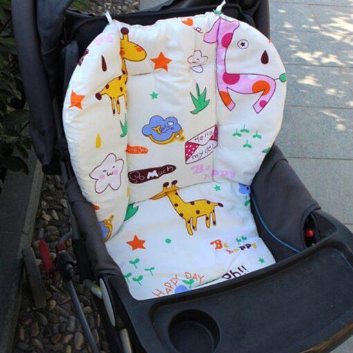 Kids Pushchair Car Cart High Chair Seat Trolley Soft Mattress Baby Stroller Cushion Pad For Carriage 1
