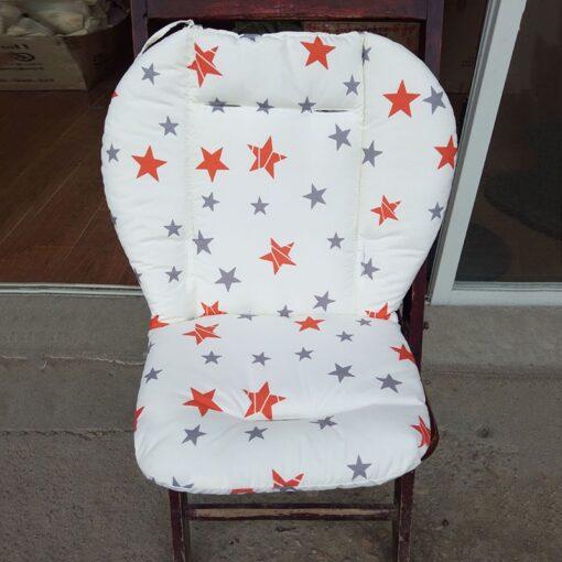 Kids Pushchair Car Cart High Chair Seat Trolley Soft Mattress Baby Stroller Cushion Pad For Carriage 3
