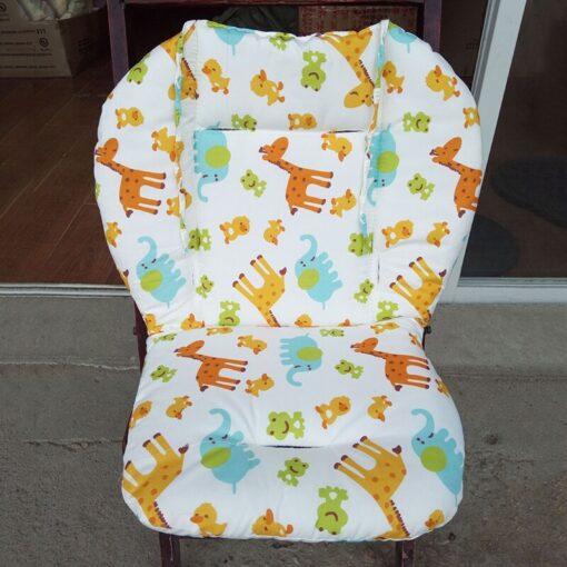 Kids Pushchair Car Cart High Chair Seat Trolley Soft Mattress Baby Stroller Cushion Pad For Carriage 5