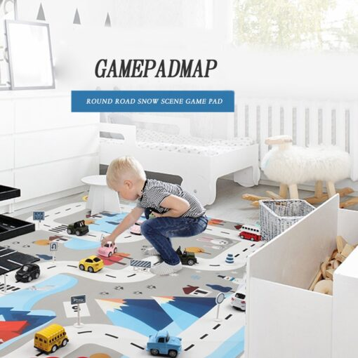 Kids Rug Developing Mat Eva Foam Baby Play Mat Toys For Children Mat Playmat Puzzles Carpets 6