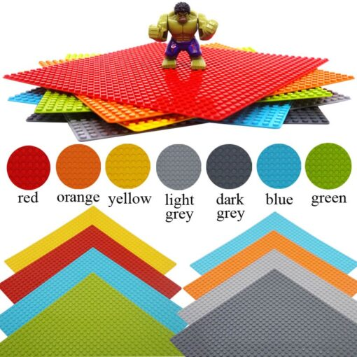 Kitoz 32x32 Dot Base Plate Large Size Big Baseplate Bottom Board for Figure DIY Building Block 3