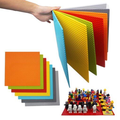 Kitoz 32x32 Dot Base Plate Large Size Big Baseplate Bottom Board for Figure DIY Building Block 4