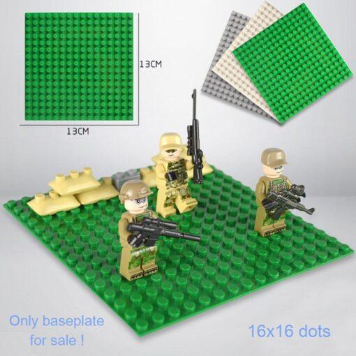 Kitoz 32x32 Dot Base Plate Large Size Big Baseplate Bottom Board for Figure DIY Building Block 5