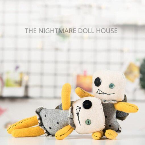Korea Hot Drama It s Okay to Not Be Okay Same Nightmare Doll toysStuffed horror Monsters 10