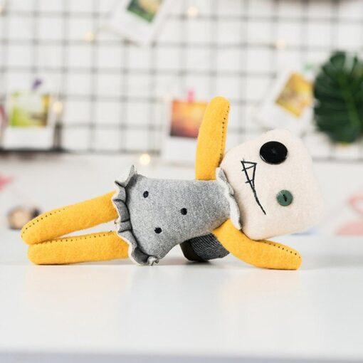 Korea Hot Drama It s Okay to Not Be Okay Same Nightmare Doll toysStuffed horror Monsters 2