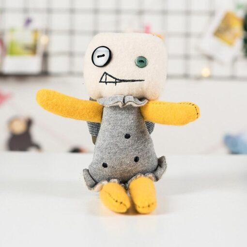 Korea Hot Drama It s Okay to Not Be Okay Same Nightmare Doll toysStuffed horror Monsters 3