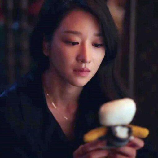Korea Hot Drama It s Okay to Not Be Okay Same Nightmare Doll toysStuffed horror Monsters 5