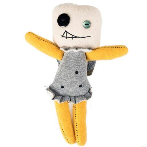 Korea Hot Drama It s Okay to Not Be Okay Same Nightmare Doll toysStuffed horror Monsters 6