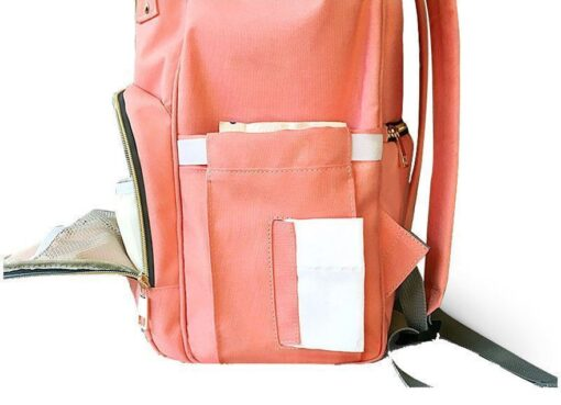 LAND Update Mummy Maternity Napyy Bag Brand Large Capacity Baby Bag Travel Backpack Desiger Nursing Bag 4
