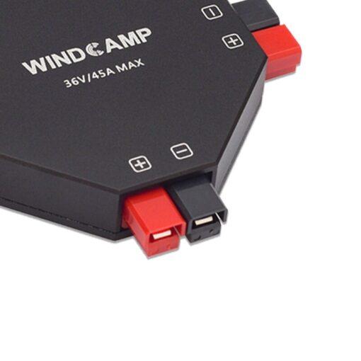 Latest version WINDCAMP AP 4 30A POWERPOLE SPLITTER 4 CH power supply Distributor HAM Radio 4
