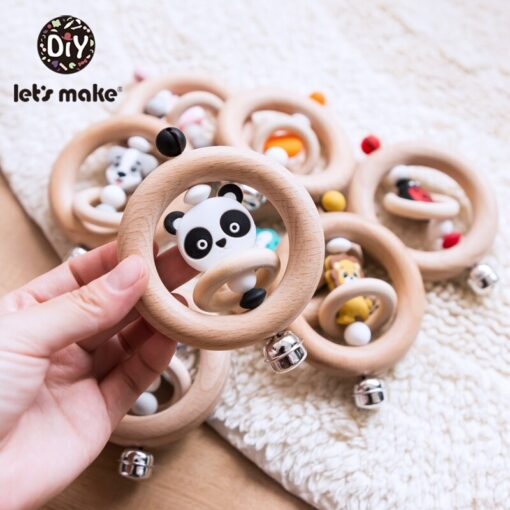 Let s Make 5pc Candy Color Teether Silicone Beads Star Shape For Pacifier Clips DIY Cute 5