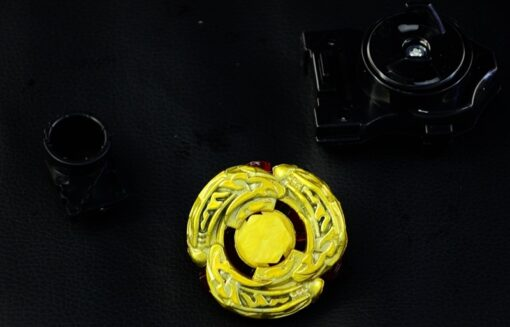 Limited 4D Beyblades Metal Fusion Gold Ldrago DF105LRF with Launcher 3