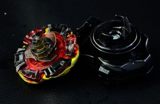 Limited 4D Beyblades Metal Fusion Gold Ldrago DF105LRF with Launcher 4