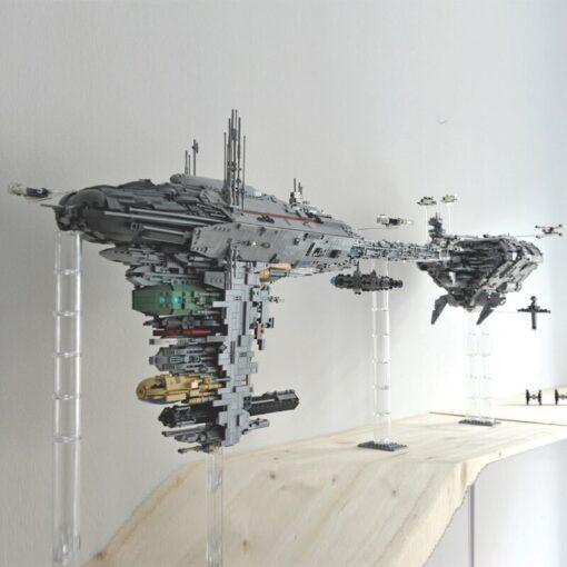 MOC 5083 Star Toys War Compatible UCS Nebulon B Medical Frigate Model Building Blocks Bricks Christmas 1