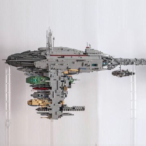 MOC 5083 Star Toys War Compatible UCS Nebulon B Medical Frigate Model Building Blocks Bricks Christmas 2