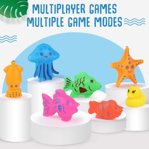 Magneet Vissen Fishing Toys for Toddler Children Fishing Game Educational Toys Fish 2