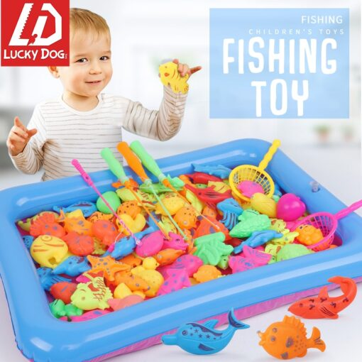Magneet Vissen Fishing Toys for Toddler Children Fishing Game Educational Toys Fish