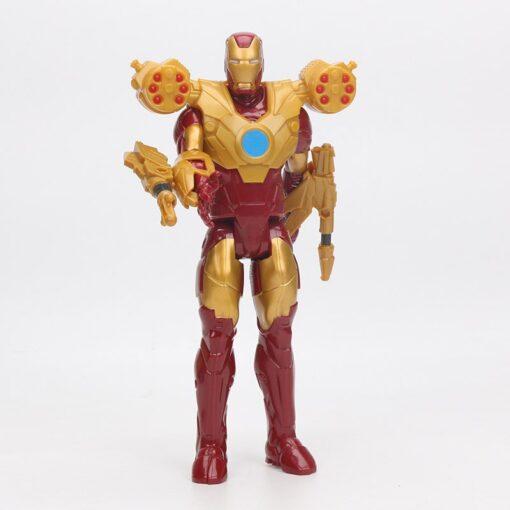 Marvel Toys the Avengers Infinite War Iron Man with Gear Combat Pack Figure Titan Hero Series 1