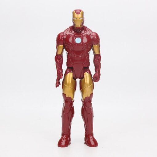 Marvel Toys the Avengers Infinite War Iron Man with Gear Combat Pack Figure Titan Hero Series 2