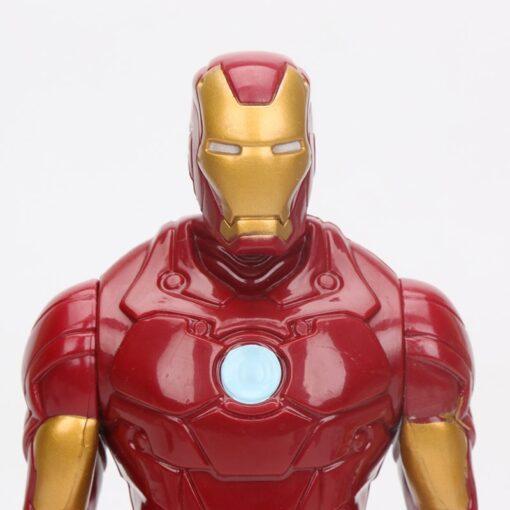 Marvel Toys the Avengers Infinite War Iron Man with Gear Combat Pack Figure Titan Hero Series 4