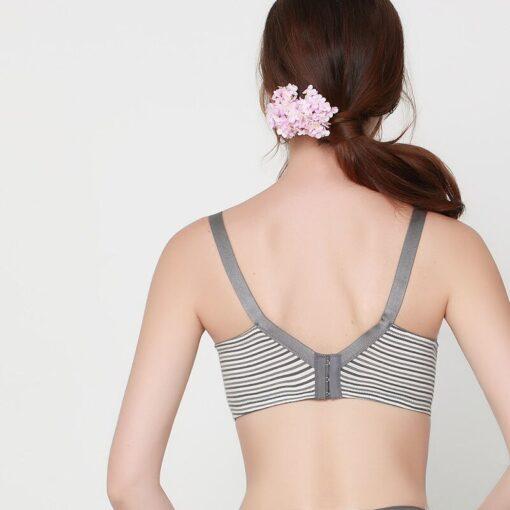 Maternity Underwear Bras Elastic Cozy Pregnancy for Feeding Nursing Bra Emzirme Sutyeni Breastfeeding Breast Brassiere 3