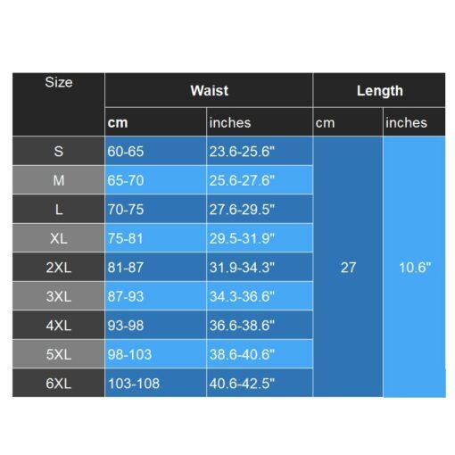Maternity Weight Loss Postpartum Bandage Neoprene Sport Waist Trimmer Slimming Belly Band Hot Sauna Effect Zipper 2