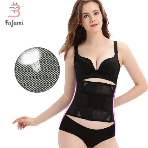 Maternity postpartum belt belly bands support maternity belt bandage pregnancy slimming corset pregnant waist shaper women 3