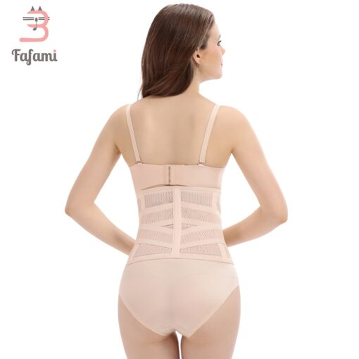 Maternity postpartum belt belly bands support maternity belt bandage pregnancy slimming corset pregnant waist shaper women 5