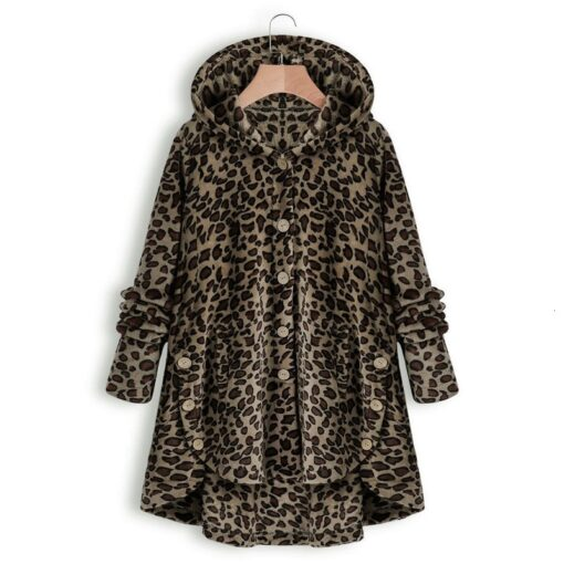 Maternity wear women s autumn and winter hooded warm jacket female casual pregnant women loose ladies 3
