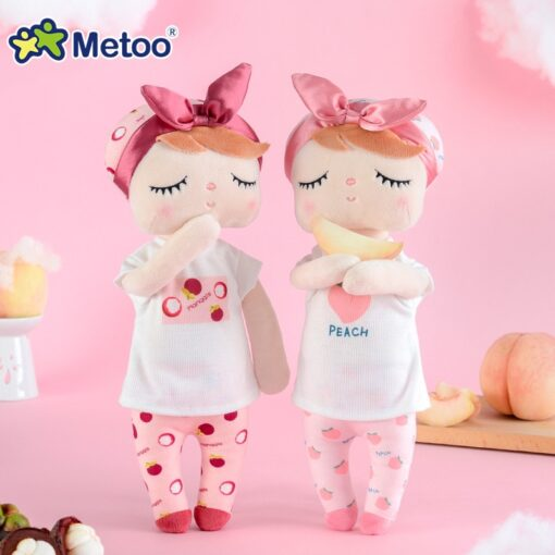 Metoo Doll Stuffed Toys Plush Animals Kids Toys for Girls Children Boys Kawaii Baby Plush Toys 5