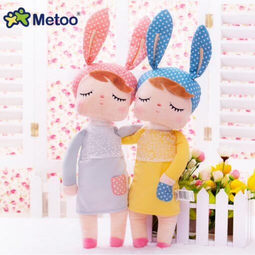 Metoo Doll Stuffed Toys Plush Animals Kids Toys for Girls Children Boys Kawaii Baby Plush Toys