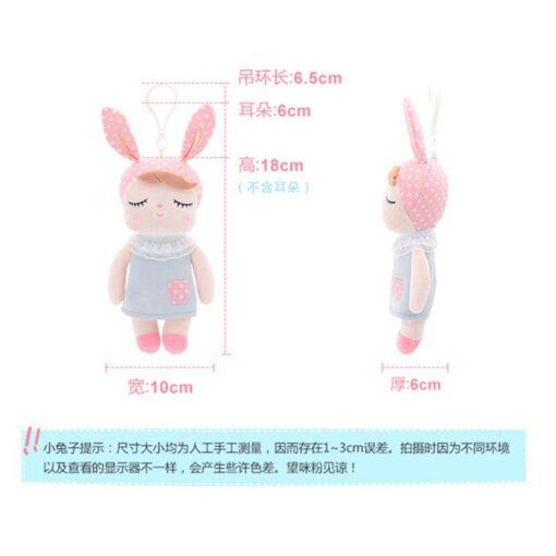 Metoo Doll Stuffed Toys Plush Animals Soft Baby Kids Toys for Children Girls Boys Kawaii Mini 5