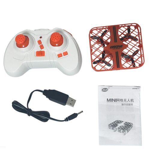 Mini Drone Altitude Hold RC Helicopter FPV Quadrocopter Drones Gift racing drone Anti collision Flying UFO 4