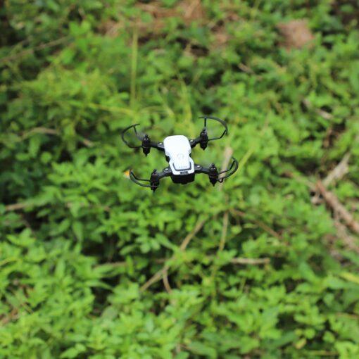 Mini Drone LF606 4K HD Camera Foldable Quadcopter One Key Return FPV Drones Follow Me RC 3