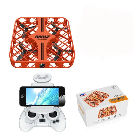 Mini Drones with Camera HD Altitude Hold RC Helicopter Profissional FPV Quadrocopter Nano Drones Gift racing