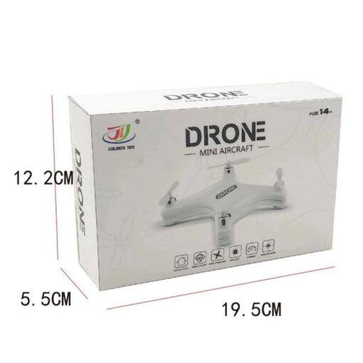 Mini RC Drone 2 4G Remote Control Helicopters Quadcopter Aircraft Headless Mode 5