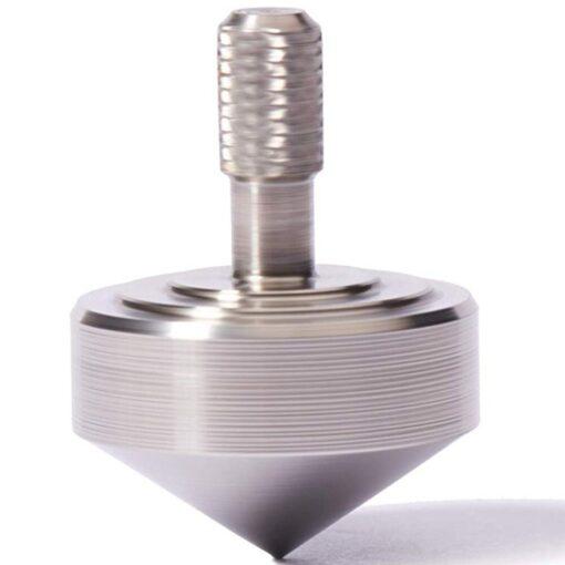 Mini Spinning Magical Gyroscope Resistanceless Metal Gyro Automatic Flip Gyro 5
