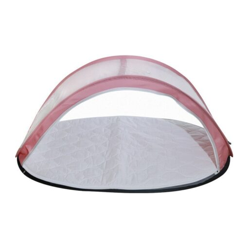 Mother Kids Baby Furniture Baby Cribs New Convenient Newborn Folding Bed Mosquito Repellent Dust Proof breathable 4