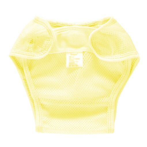 Multi function Unisex Reusable Diaper Newborn Baby Net Grid Diaper Sticky Buckle Adjustable Comfortable Cover Leak 11