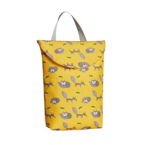 Multifunctional Baby Diaper Bag Organizer Portable Mummy Nappy Storage Bag Waterproof Printed Reusable Stroller Organizer 1
