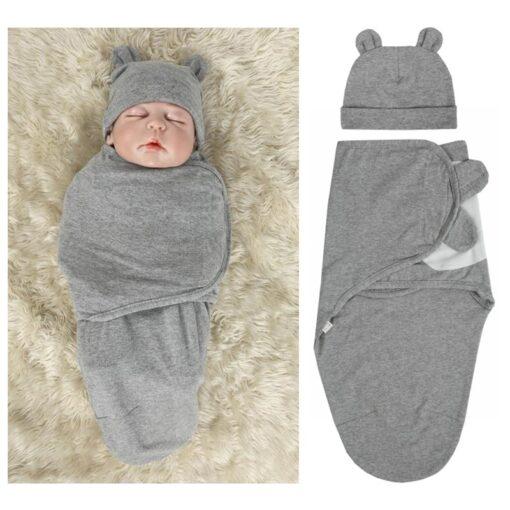Muslin baby swaddle soft infant newborn baby Organic Cotton Baby Bedding Bath Towel For Newborn Baby 5
