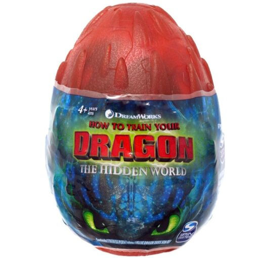 NEW 2019 How to Train Your Dragon egg Light Fury Toothless Action figure Hiccup White Dragon 3