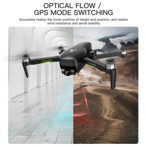 NEW SG906 SG906 Pro 2 GPS Drone with Wifi FPV 4K Camera Three axis anti shake 3