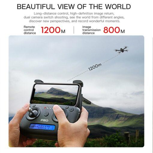 NEW SG906 SG906 Pro 2 GPS Drone with Wifi FPV 4K Camera Three axis anti shake 4