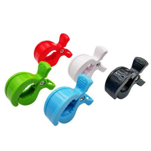 New Baby Stroller Cup Holder Rack Bottle Universal 360 Rotatable Cup Holder for Pram Stroller Carrying 11